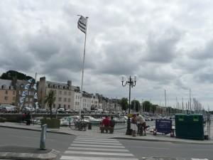 vannes harbour